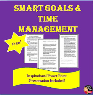 https://www.teacherspayteachers.com/Product/FREE-SMART-Goal-Setting-and-Time-Management-for-Secondary-Students-478891