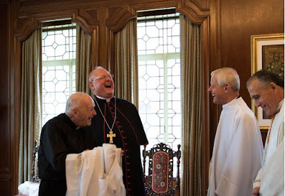 McCarrick and cronies