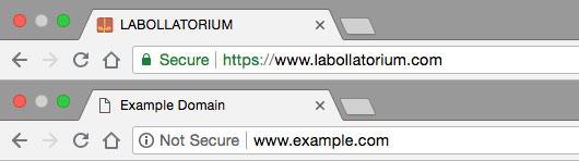 Mengubah HTTP Menjadi HTTPS di Blog TLD Secure Website
