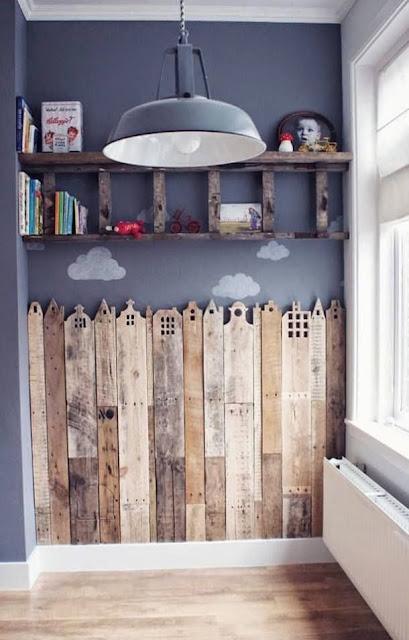 Decoração de paredes: as melhores idéias para sua casa. Blog Achados de Decoração