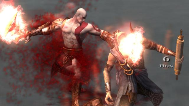 Download God of War 2 PC Games Gameplay
