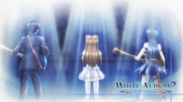 White Album 2 - Anime Romance Sad Ending Terbaik