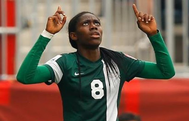 """""""Personal Awards Not As Important As Team Glory - Oshoala"""