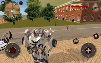 game x ray robot apk latest update terbaru
