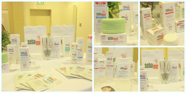 sebamed - beautypress Blogger Event