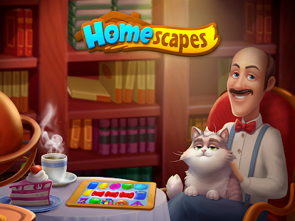 Homescapes, the great casual game