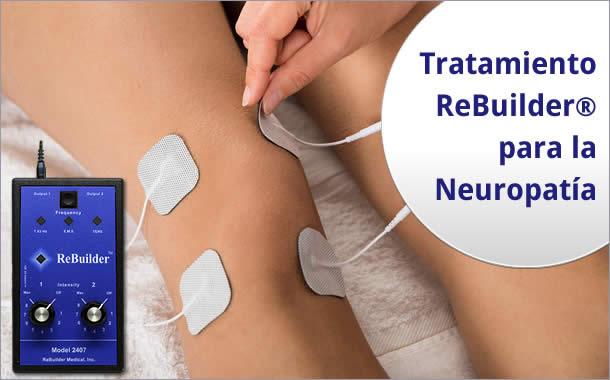 tratamiento rebuilder para la neuropatia periferica