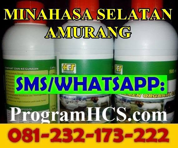 Jual SOC HCS Minahasa Selatan Amurang
