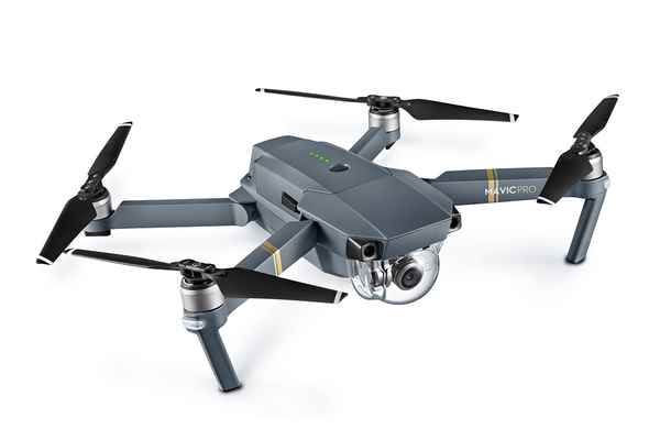 Cost of DJI Mavic Pro is Rs.1,36,000