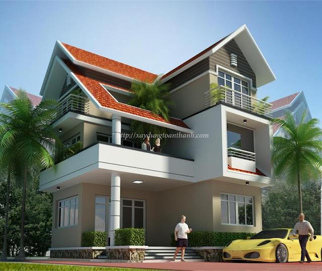 công trình xây nhà giá rẻ