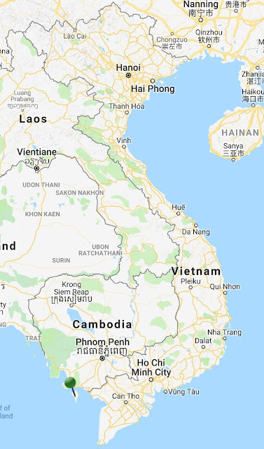 pin point map phu quoc vietnam