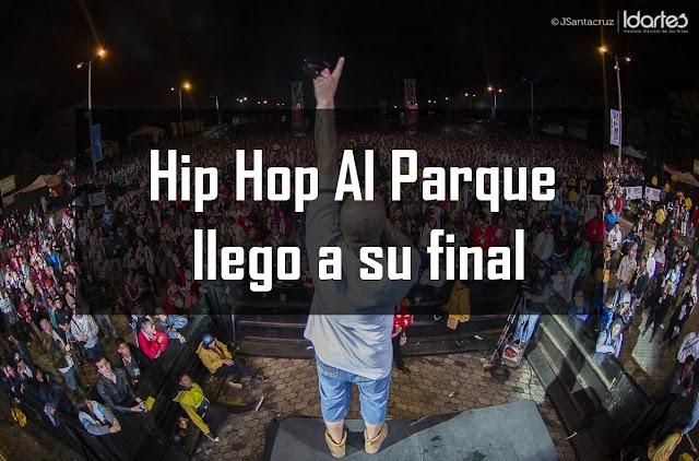 ¡Hip Hop Al Parque! se reemplazara por ¡Reggaeton Al Parque!