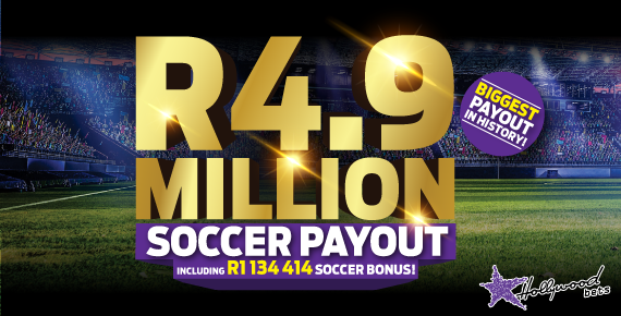 R4.9 Million Payout