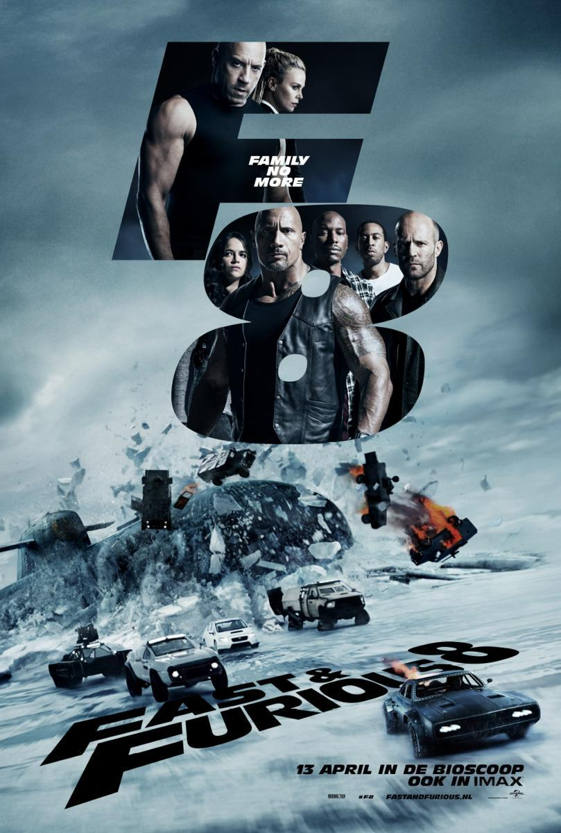 ver Fast & Furious 8 2017