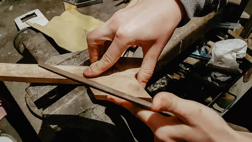 lijar madera, flecha madera, arrow, manualidades, tutoriales, do it yourself,