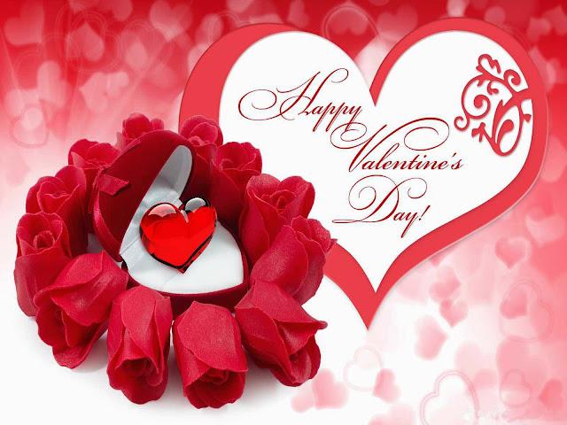 Valentines Romantic Card