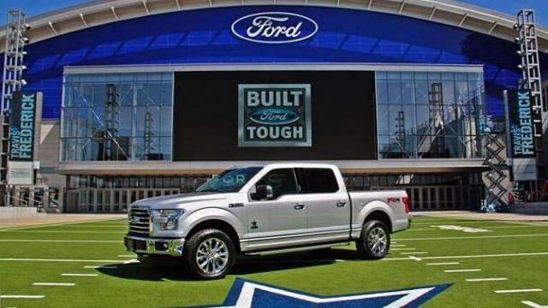 La NFL presenta a Ford como nuevo sponsor