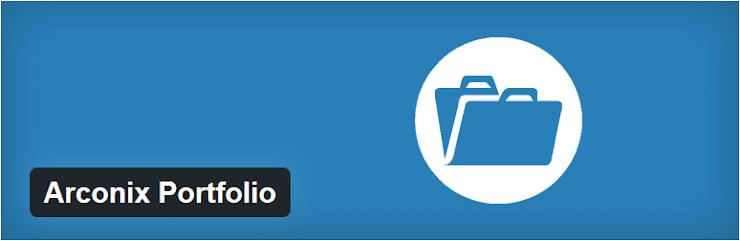 Arconix Portfolio plugin