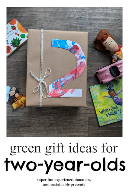 The Most Fun and Eco-Friendly Gift Ideas for a Two-Year Old Green Toddler Gifts