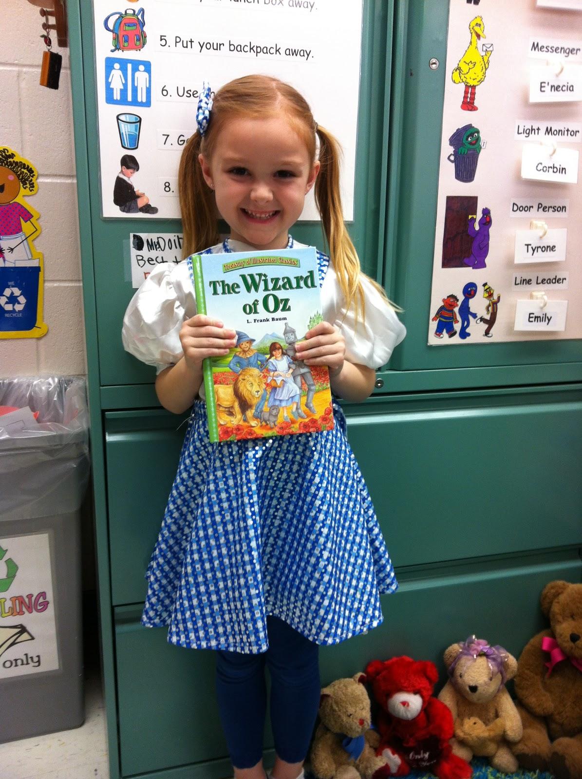 Mrs Doiron S Kindergarten Class Literacy Week Book