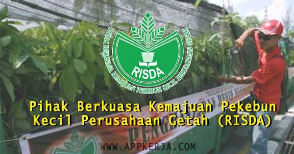 Jawatan Kosong Di Protac Insurance Brokers Sdn. Bhd. anak syarikat RISDA