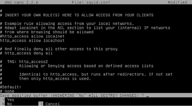 ukk,tkj,2017,paket 1,pembahasan proxy pada server,squid,proxy server