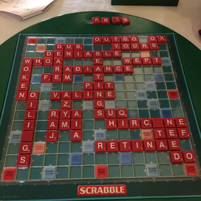 Wordaholix Scrabble 15