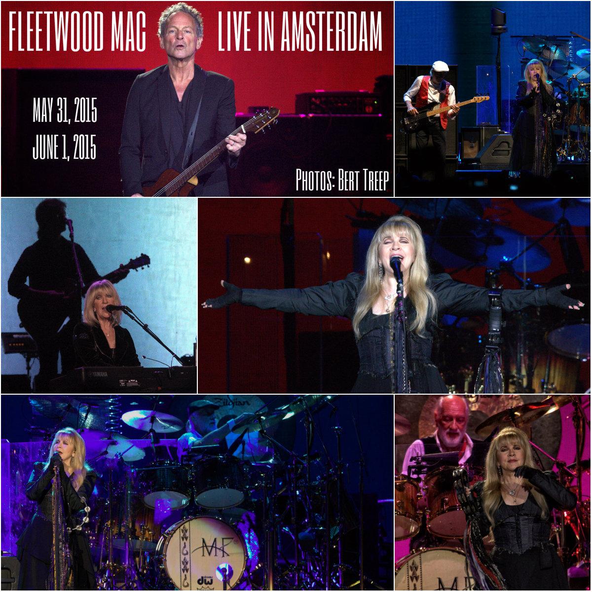 fleetwood mac live tour 2013