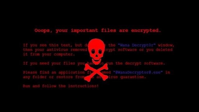 99 negara terkena serangan Ransomware WannaCRY