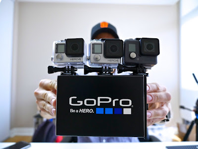 Gambar GoPro Hero Plus LCD