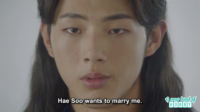 14th prince told wang so, hae so also want to marry him  - Moon Lovers Scarlet Heart Ryeo - Episode 19