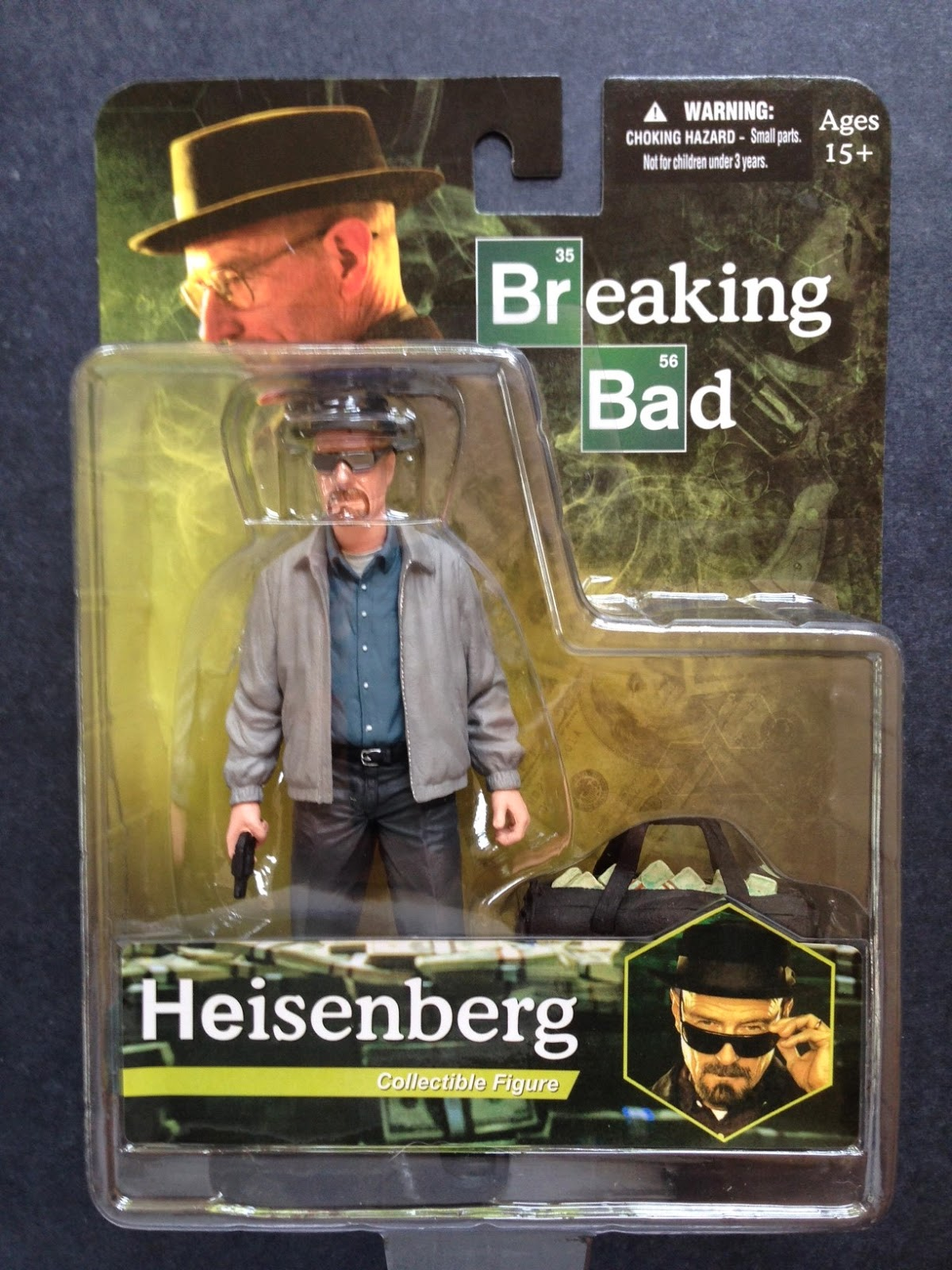 Breaking Bad Set Year G I Jigsaw New Mezco Walter White From Breaking Bad