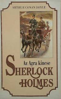 Arthur Conan Doyle: Az Agra kincse - #enesakonyv