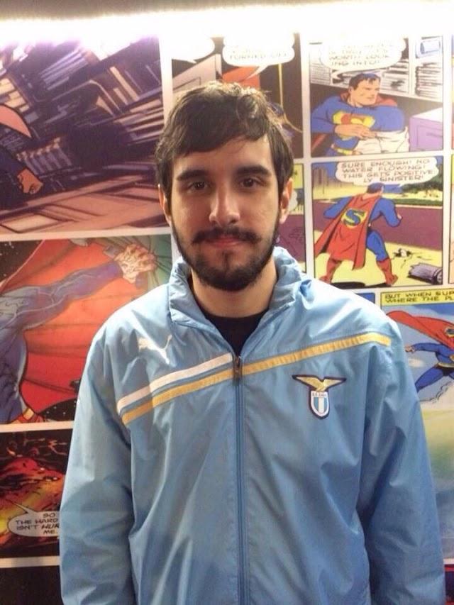 A Lazio somos nós: Leonardo Carvalho
