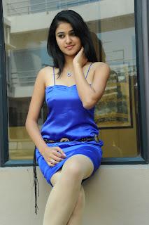 New Actress Simran dazzling Pos 004