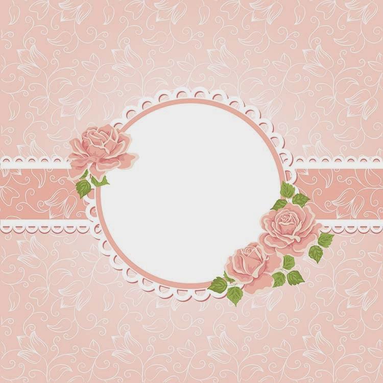 25 Background Undangan Pernikahan Kosong