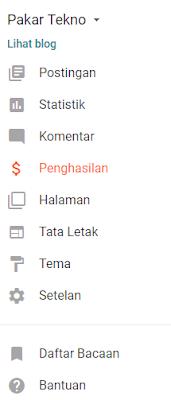 Cara Add Site Domain Blogspot Di Google Adsense Terbaru