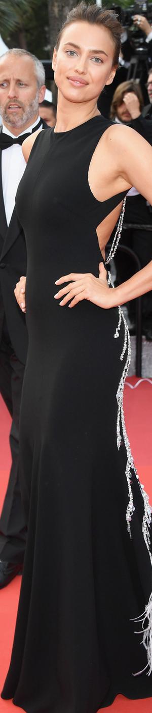 Irina Shayk 2016 Cannes Film Festival
