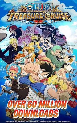 One Piece Treasure Cruise Mod Apk v7.0.0 GOD MODE Damage increased