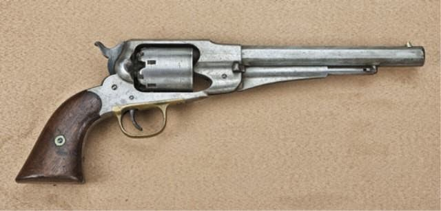 on target shooter nz: Ruger 'OLD ARMY' Cap & Ball revolver Revisited: