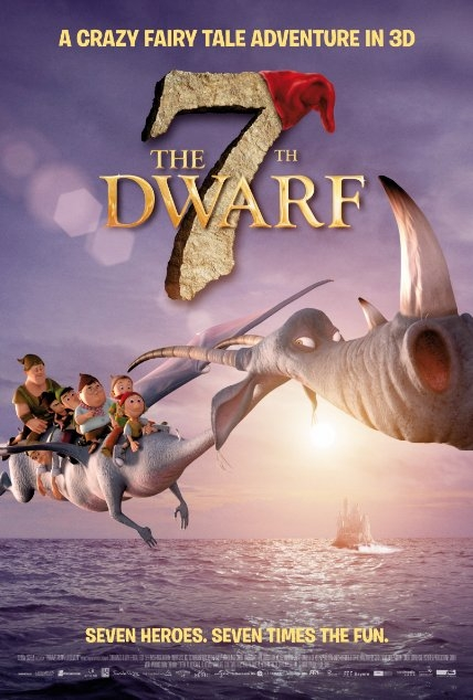 The 7th Dwarf ยอดฮีโร่คนแคระทั้งเจ็ด [HD][พากย์ไทย]