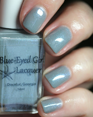 Blue-Eyed Girl Lacquer XOXO, Siren