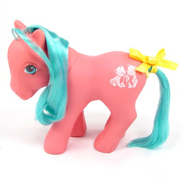 My Little Pony Tossles Year Six Happy Tails Ponies G1 Pony