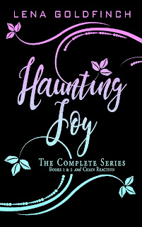 HAUNTING JOY: THE COMPLETE SERIES by Lena Goldfinch YA Fiction
