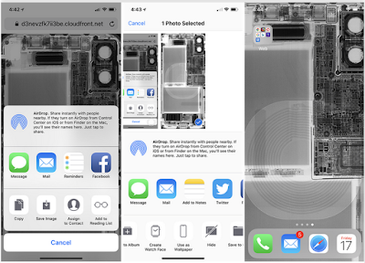 Cara Mengubah Wallpaper iphone X Anda supaya lebih menarik