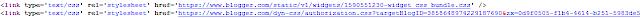 Gambar screenshoot CSS Bundle Pada Blogspot