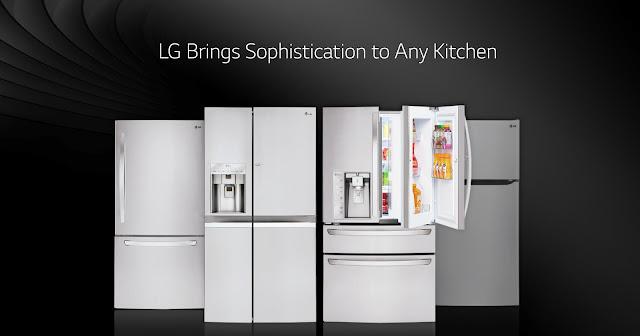 LG refrigerators online