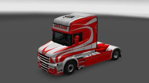 Ageratos Line Skin for Scania T