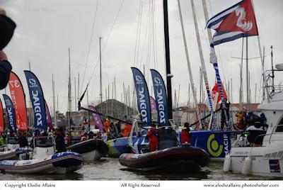 30 places pour les skippers du Vendée Globe 2016