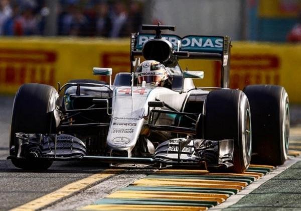Nico Rosberg ganó el Gran Premio de Australia